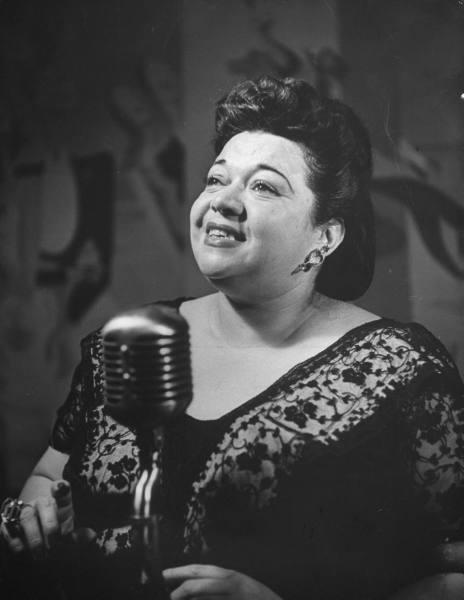 Mildred Bailey, wistful