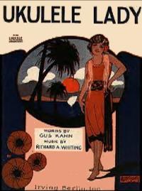 Ukulele Lady cover