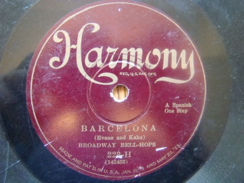 78s from Carousel 005