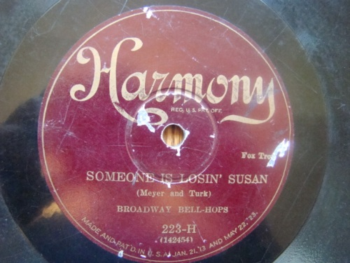 78s from Carousel 006