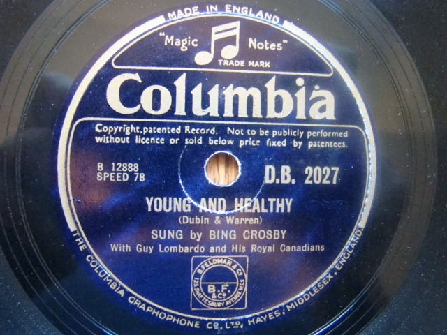 78s from Carousel 009