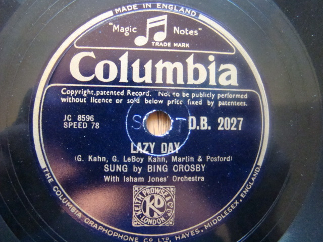 78s from Carousel 010
