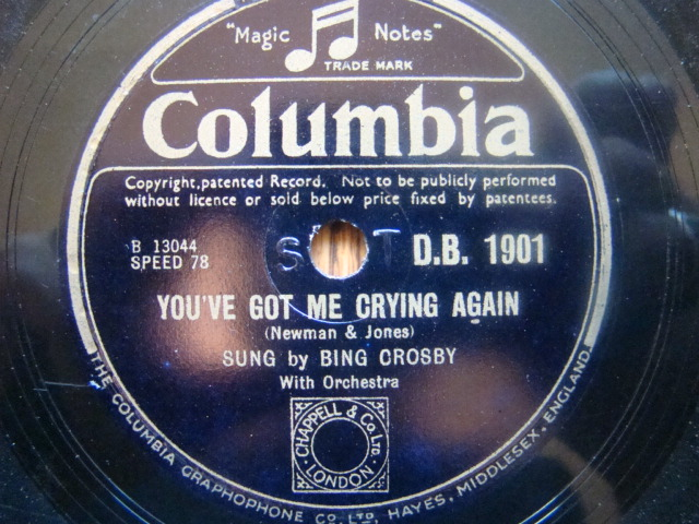 78s from Carousel 011