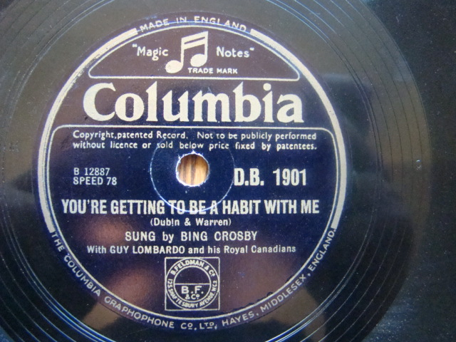 78s from Carousel 012