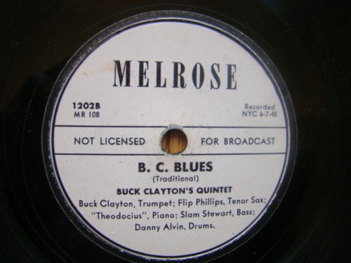 78s from Carousel 013
