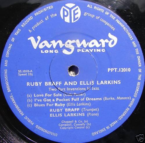 Vanguard Ruby disc