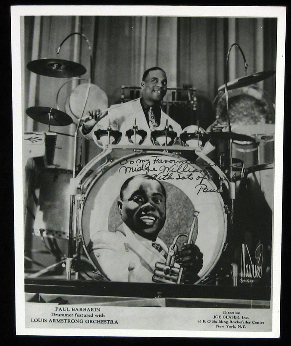 vintage drums | JAZZ LIVES