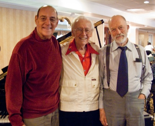 Ray Mosca, Marty Napoleon, Bill Crow