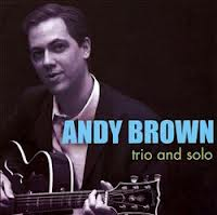Andy Brown CD cover