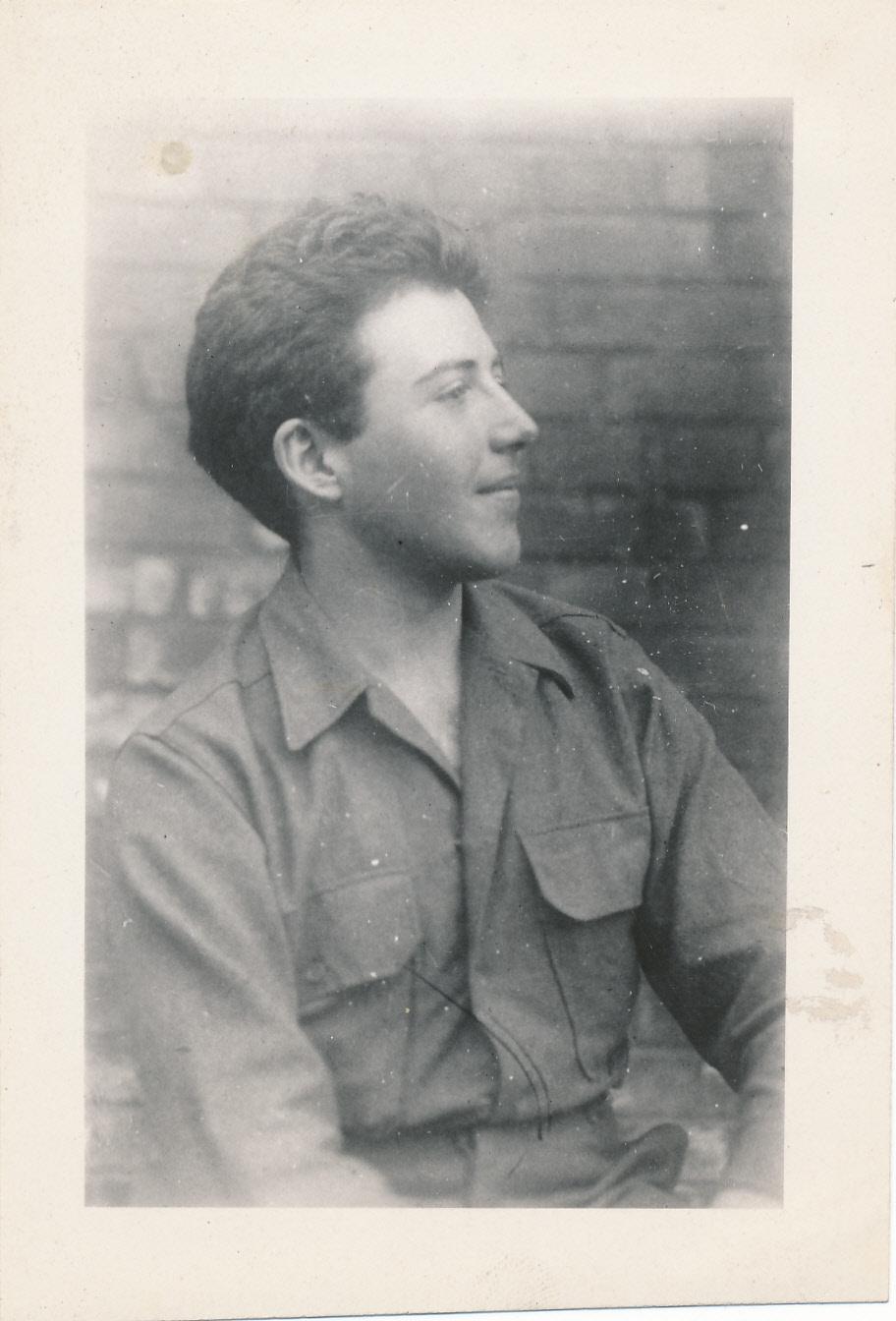 Jacob Rothstein, 1945