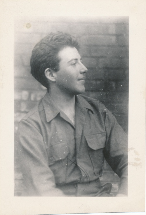 Jacob Rothstein, 1945