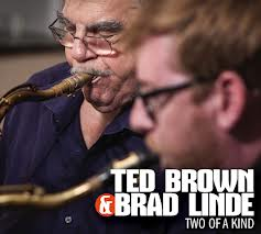 TED AND BRAD cover