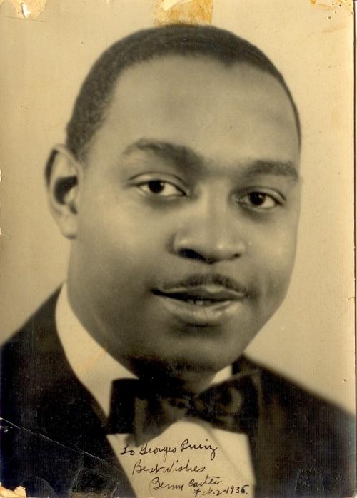 BENNY CARTER 1936