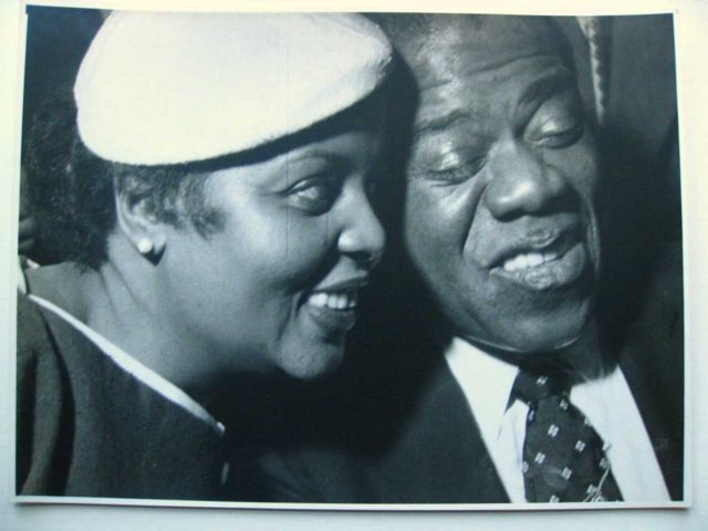 LOUIS AND LUCILLE 1956
