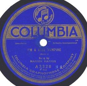 JAZZ VANPIRE label