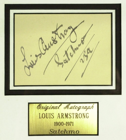 LOUIS forgery
