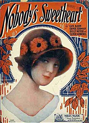 Nobody's Sweetheart 1924