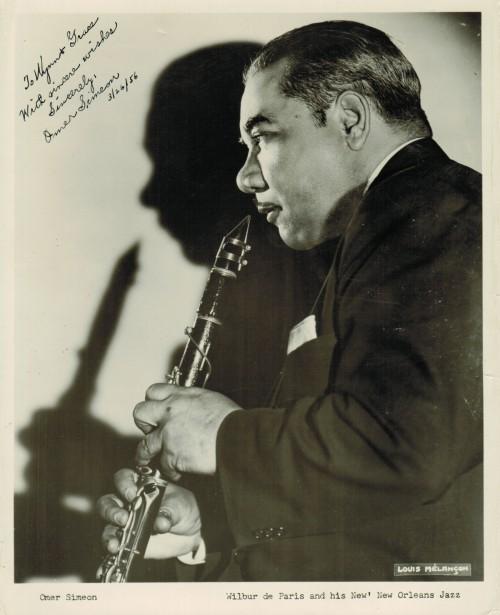 OMER SIMEON 1958