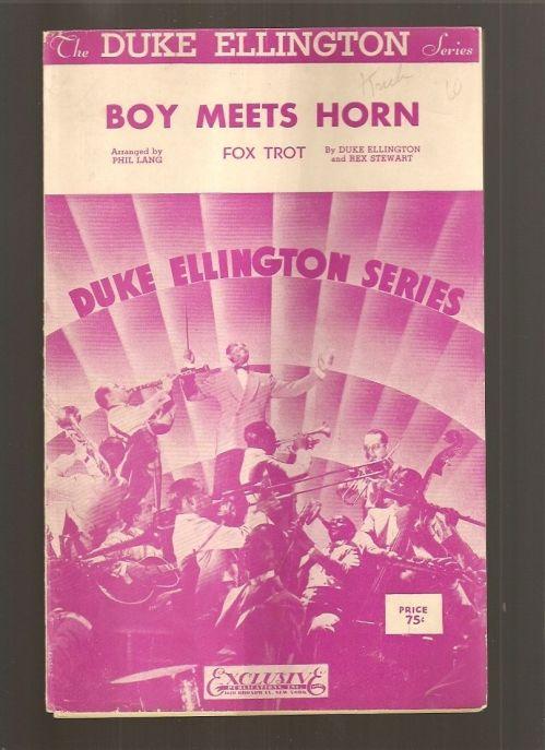 BOY MEETS HORN