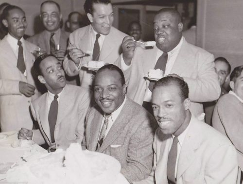 BASIE'S BIRTHDAY 1942 front