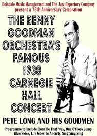 BENNY 1938 repertory