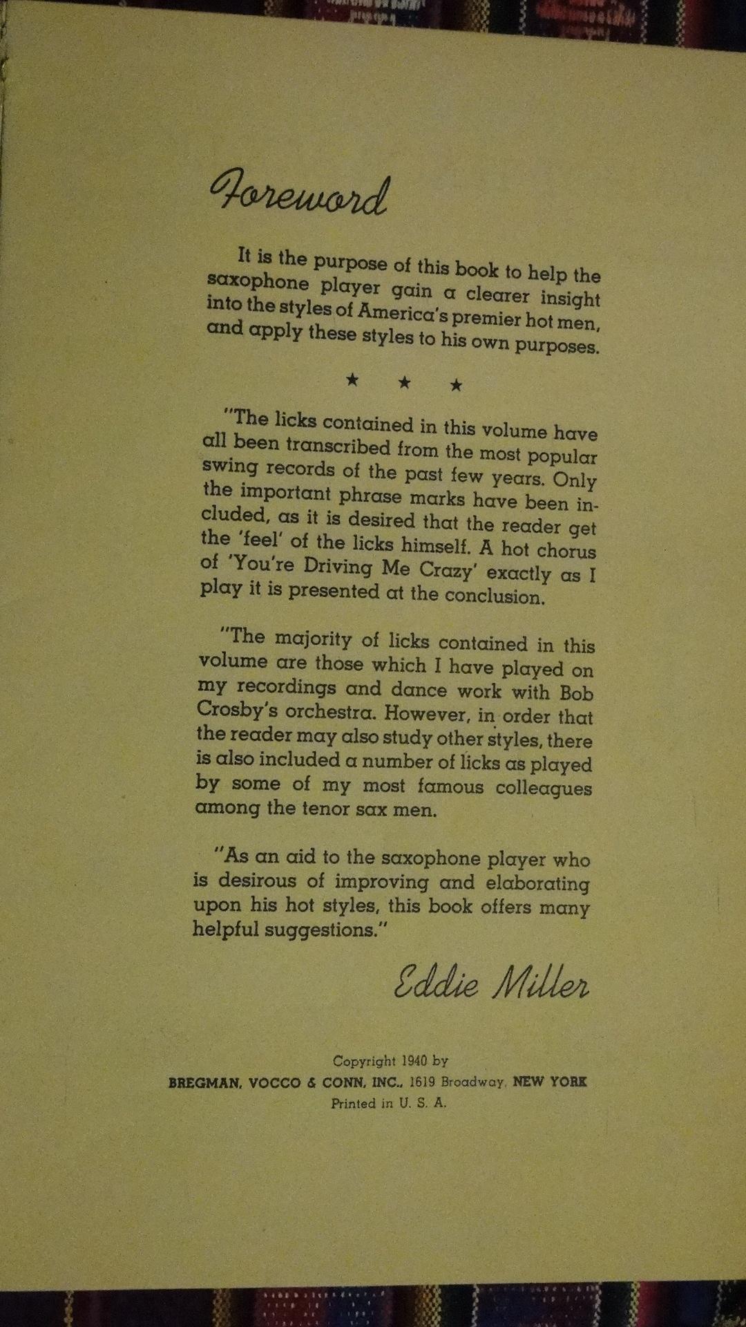 EDDIE MILLER PEE WEE RUSSELL 006