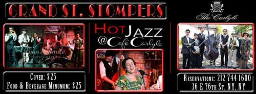 GRAND STREET STOMPERS CARLYLE