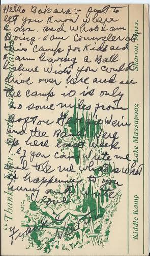 NEWTON letter 4 Kiddie Kamp
