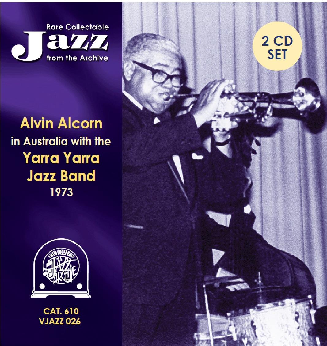 ZZ 610 Alvin Alcorn