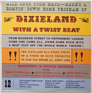 DIXIELAND WITH A TWIST BEAT