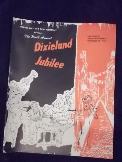 DIXIELAND JUBILEE cover