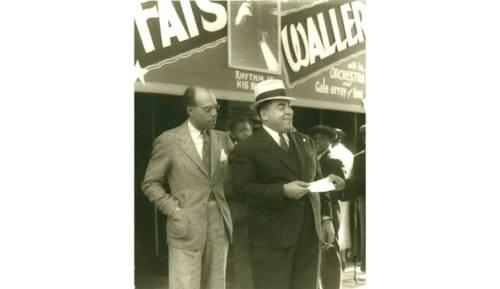FATS 1939 Howard Theatre Shep Allen Scurlock Studio