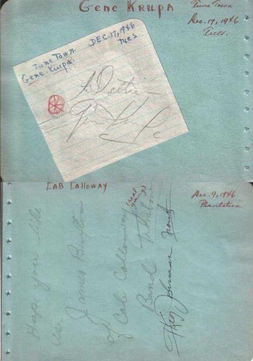 KRUPA CAB 1946