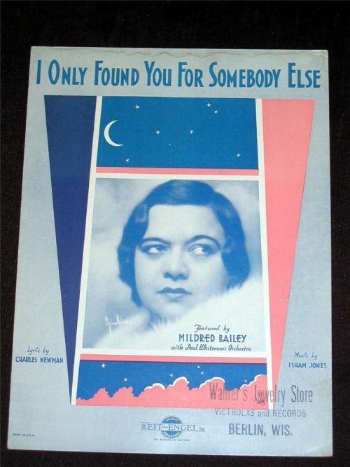 MILDRED 1932
