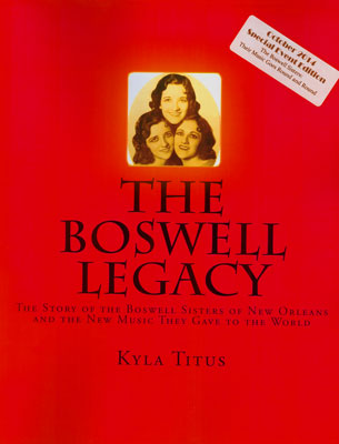 BOSWELL LEGACY cover