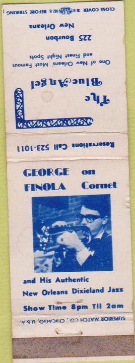 george-finola-on-cornet-matchbook