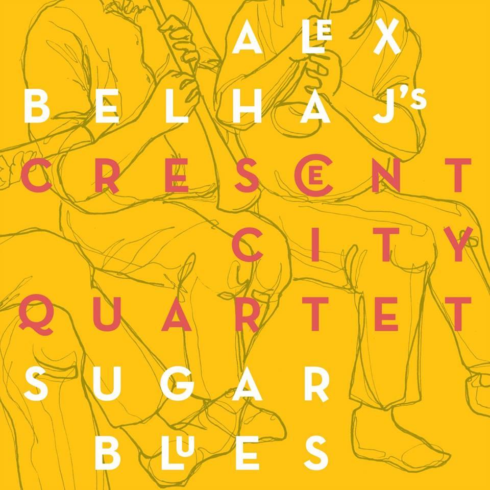 ALEX B cover