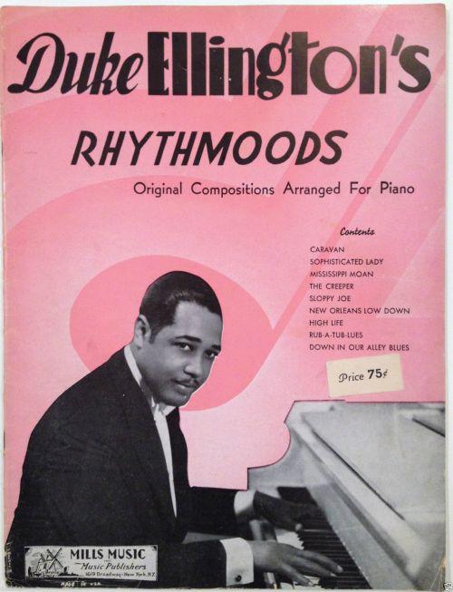 DUKE Rhythmoods front