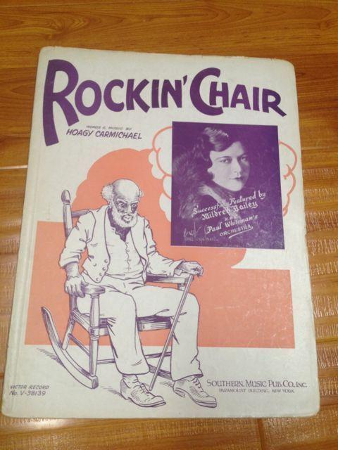 ROCKIN' CHAIR Mildred