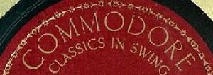 Commodore label