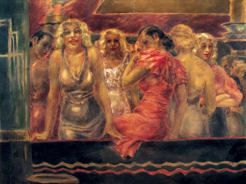 Reginald Marsh 1933