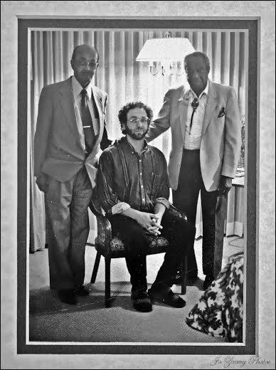 Danny Barker, Stu Zimny, Milt Hinton 1995