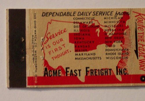 Acme Fast Freight