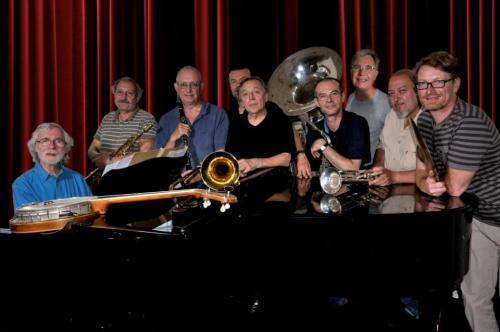 The Anachronic Jazz Band in 2012