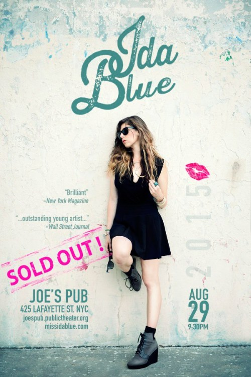 Ida Blue Joe's Pub cover