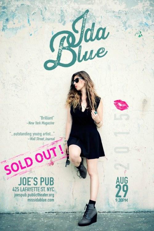 Ida Blue Joe's Pub cover
