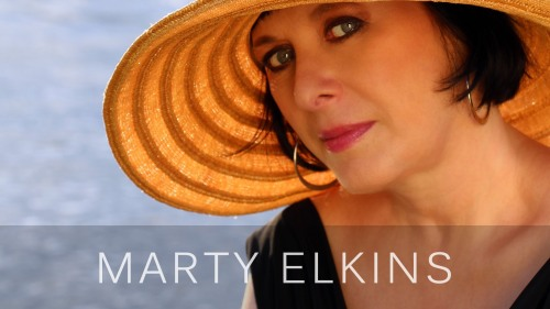 Marty Elkins hat