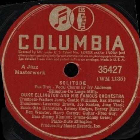 SOLITUDE Columbia