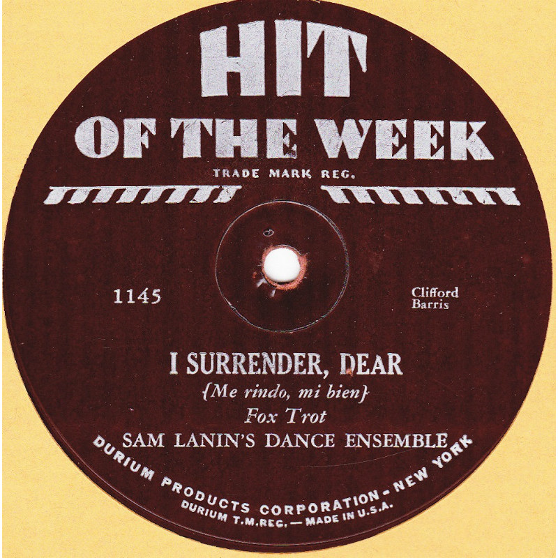 surrender lanin
