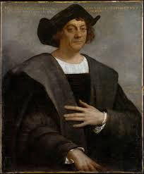 Portrait of a man said to be Christopher Columbus